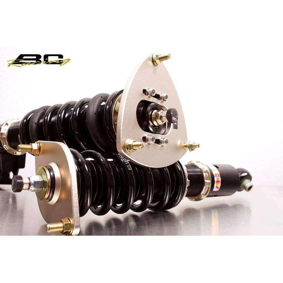 BC Racing BR Series Coilovers | 2008-2014 Subaru WRX - Draven Performance