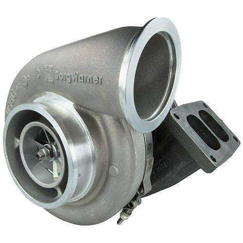 BorgWarner Turbocharger SX S400 T6 A/R 1.32 71.4mm Inducer - Draven Performance