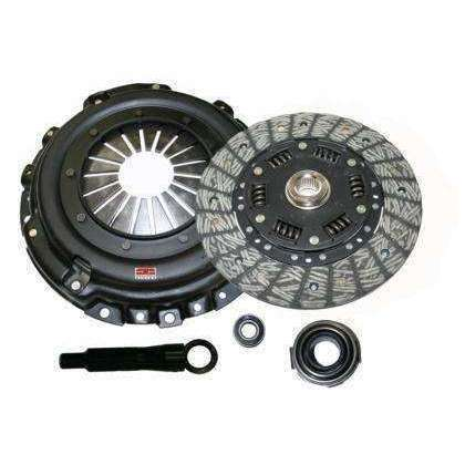 Competition Clutch Stage 2 Steelback Brass Plus Clutch Kit - Mitsubishi Evolution X