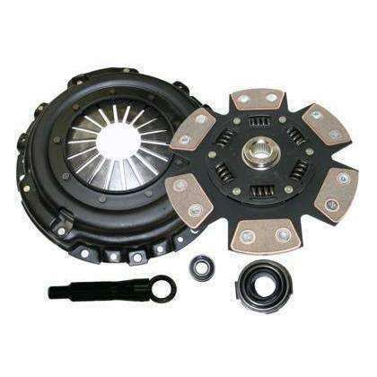 Competition Clutch Stage 3 Full Face Dual Friction Clutch Kit - 2008+ Subaru STI - Draven Performance