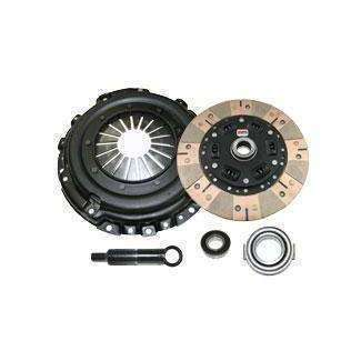 Competition Clutch Stage 3 Segmented Ceramic Clutch Kit - Mitsubishi Evolution X - Draven Performance