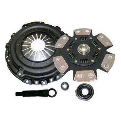 Competition Clutch Stage 4 - 6 Pad Ceramic Clutch Kit - Mitsubishi Evolution X - Draven Performance