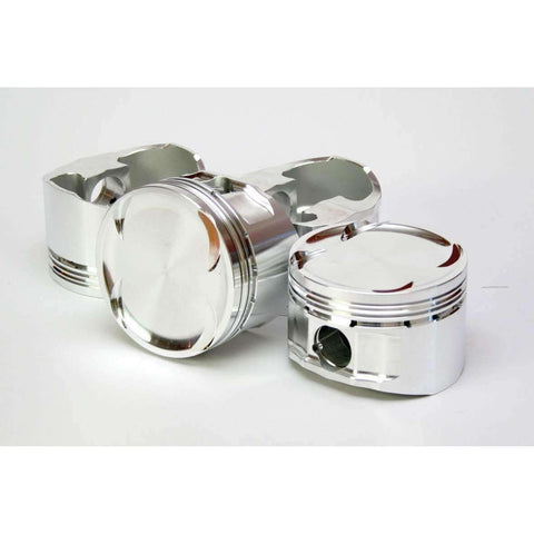 CP PISTONS 86.0MM BORE / 10.0 CR (MITSUBISHI LANCER EVO X) - Draven Performance