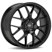 Load image into Gallery viewer, Enkei Raijin 18x8 45mm Inset 5x100 Matte Black Wheel - Draven Performance