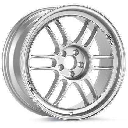 Enkei RPF1 16x8 4x100 38mm Offset 73mm Bore Silver - Draven Performance