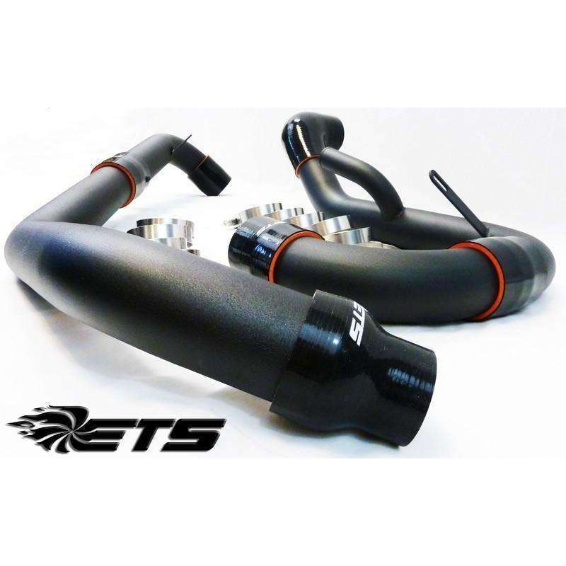 ETS Upper and Lower Intercooler Piping Kit - Mitsubishi Lancer Evolution X - Draven Performance