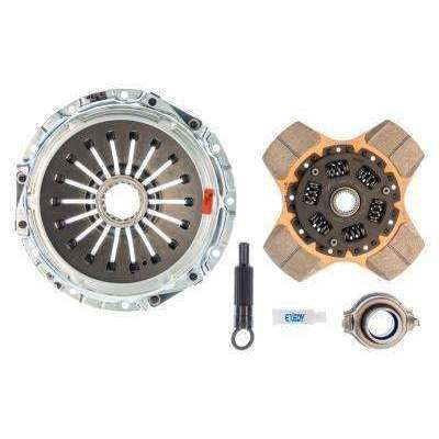 Exedy Mitsubishi EVO X Stage 2 Cerametallic Clutch Kit - Draven Performance