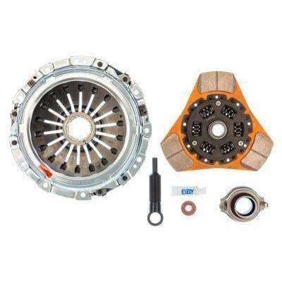 Exedy Stage 2 HD Cerametallic Clutch Kit - 2008+ Subaru STI