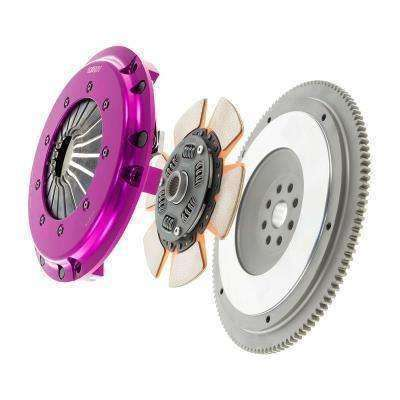 Exedy Stage 3 Hyper Single Metallic Disc Clutch Kit - 2008+ Subaru STI