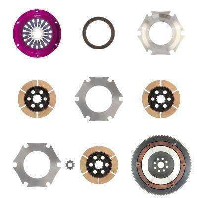 Exedy Stage 5 Triple Metallic Disc Clutch Kit - 2008+ Subaru STI
