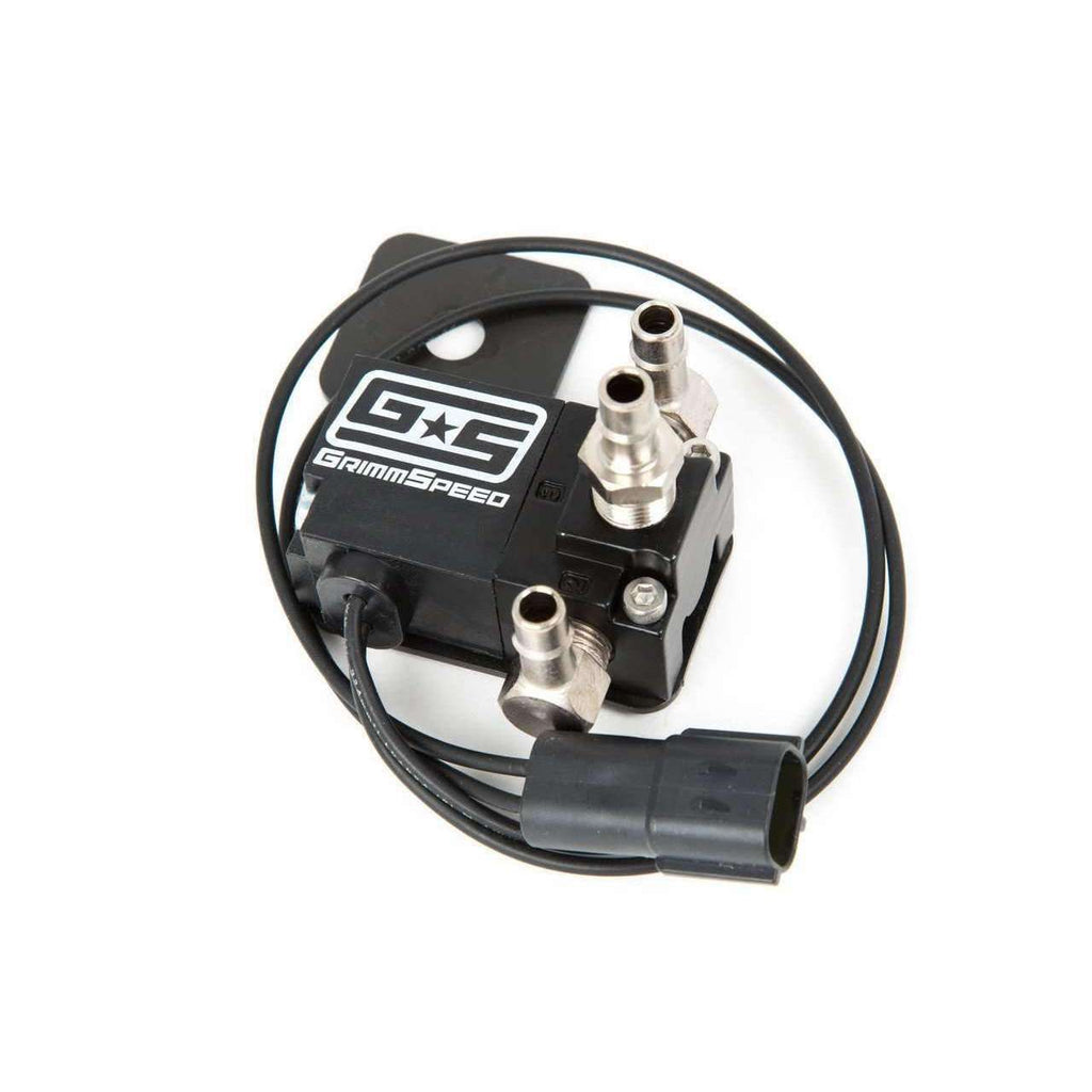 GrimmSpeed FA20 Boost Control Solenoid (Solenoid Only) - Draven Performance
