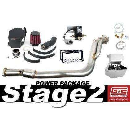 Grimmspeed Stage 2 Power Package -  2008-2014 Subaru STI - Draven Performance