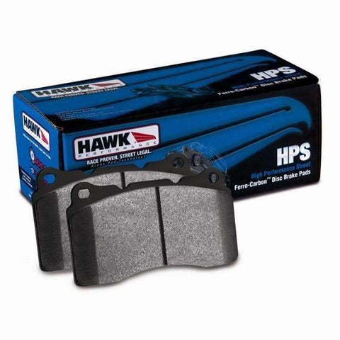 Hawk HPS Rear Brake Pads - Mitsubishi Evolution X - Draven Performance