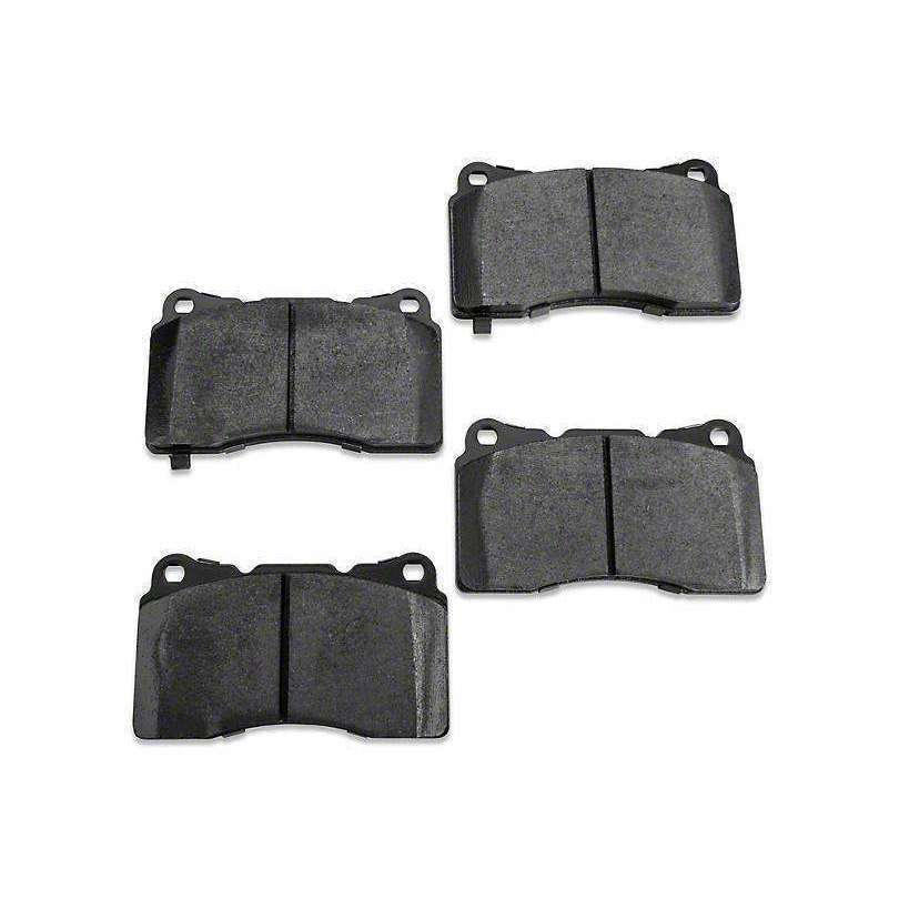 Hawk Performance Ceramic Front Brake Pads - 2008+ Subaru STI | Mitsubishi Evolution X - Draven Performance