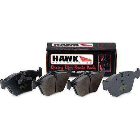 Hawk Performance HP Plus Rear Brake Pads - 2008+ Mitsubishi Evolution X - Draven Performance