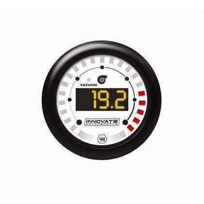 Innovate Motorsports MTX-D Dual Function Boost / Shift Light Gauge 52mm - Draven Performance