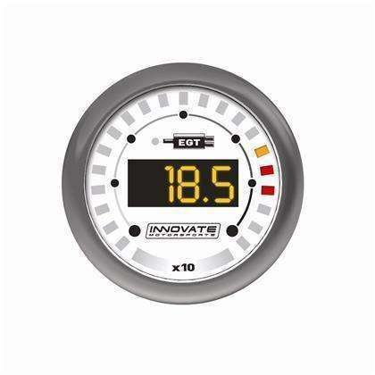 Innovate Motorsports MTX-D Exhaust Gas Temperature (EGT) Gauge 52mm - Draven Performance