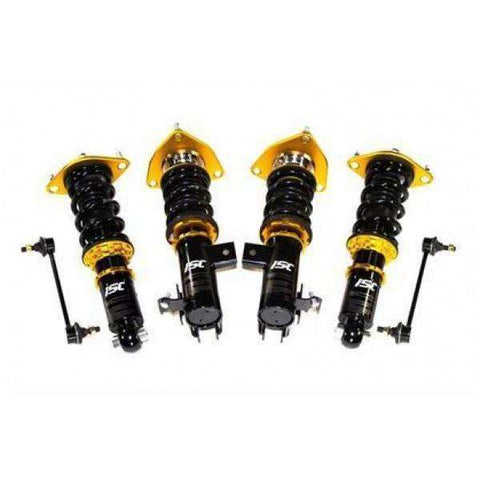 ISC Suspension N1 Street Sport Coilovers - Ford Focus ST 2013-2017   *Special Order* - Draven Performance