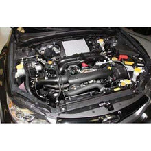 Load image into Gallery viewer, K&N Black Typhoon Short Ram Intake | 2008-2014 Subaru WRX - Draven Performance