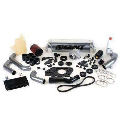 KraftWerks Supercharger Kit - Anodized Black (Without Tuning) - 2013+ Subaru BRZ | FRS