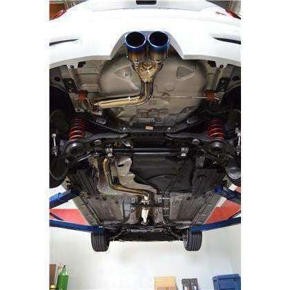 MBRP Cat-Back Exhaust System Pro Series 3