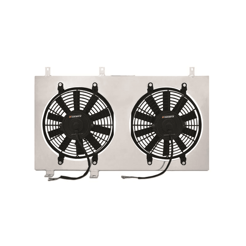 Mishimoto Performance Aluminum Fan Shroud Kit - Mitsubishi Evolution X - Draven Performance