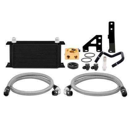 Mishimoto Oil Cooler Kit -  2015+ Subaru WRX - Draven Performance