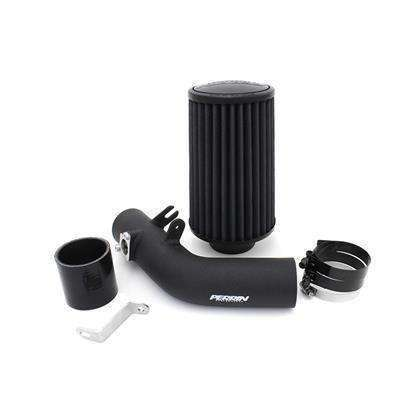 Perrin Black Cold Air Intake | 2008-2014 Subaru WRX | STI - Draven Performance