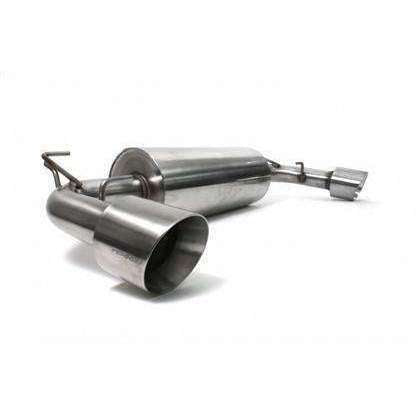 Perrin Catback Exhaust w/ Resonator - Subaru BRZ - Draven Performance