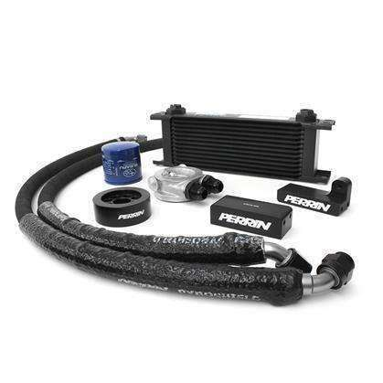 Perrin Oil Cooler Kit - 2008+ Subaru STI - Draven Performance