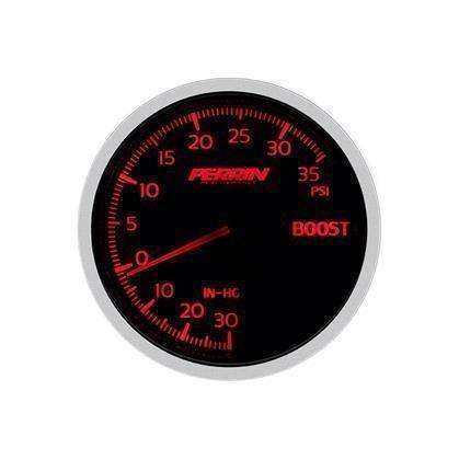 Perrin Performance 60mm Boost Pressure Gauge - Universal - Draven Performance