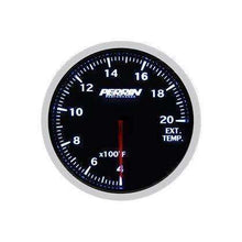 Load image into Gallery viewer, Perrin Performance 60mm Exhaust Gas Temperature Gauge - Universal - Draven Performance