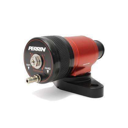 Perrin Recirculating Blow Off Valve Red -  2008-2014 Subaru WRX