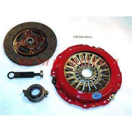 South Bend Stage 3 Endurance Clutch Kit - 2008-2011 Subaru STI - Draven Performance