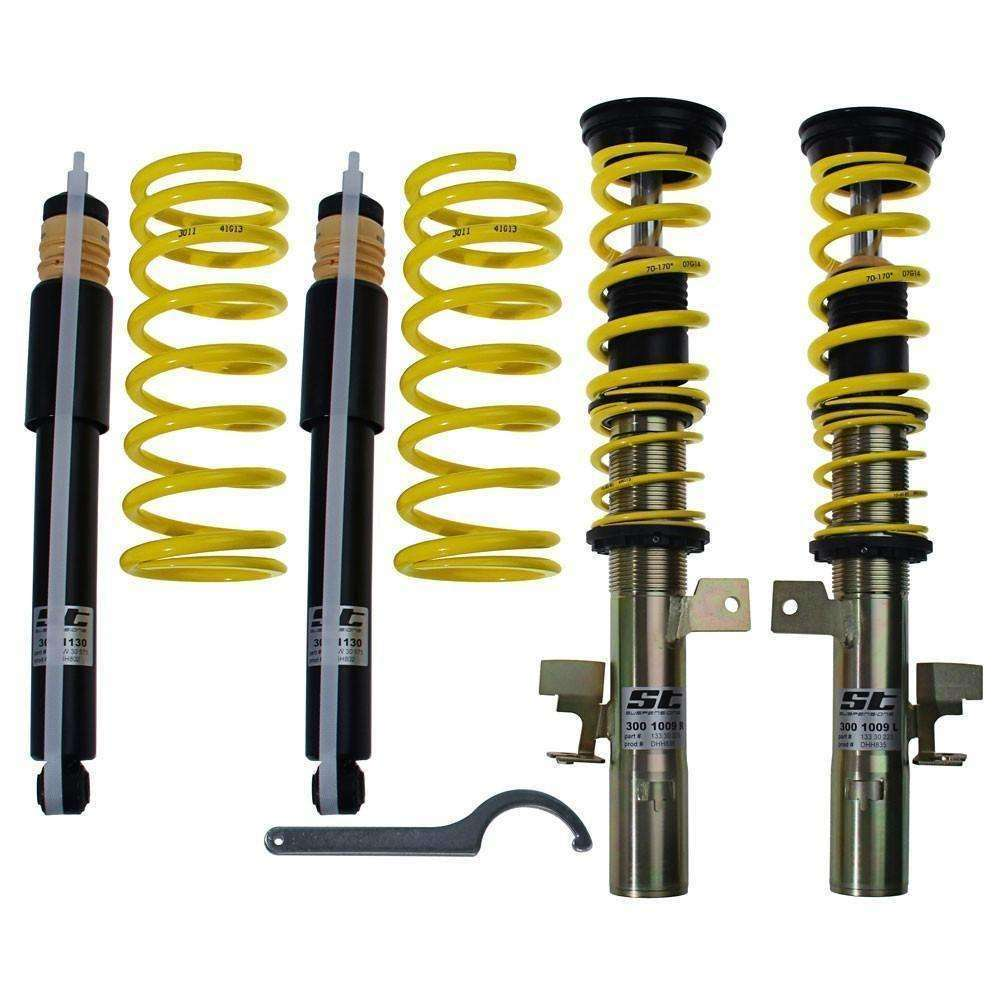 ST Suspensions Coilover Kit ST-X - Ford Focus ST 2013-2017 - Draven Performance