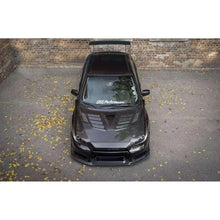Load image into Gallery viewer, Varis Ultimate Cooling Bonnet Carbon - Mitsubishi Evolution X - Draven Performance