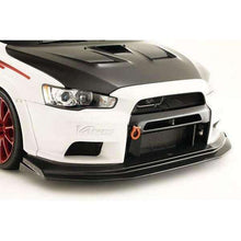 Load image into Gallery viewer, Varis Widebody Front Bumper w/Front Wide VSDC Racing Diffuser - Misubishi Evolution X - Draven Performance