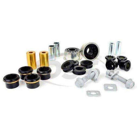 Whiteline Front Essentials Bushing Kit - Subaru BRZ | Toyota 86