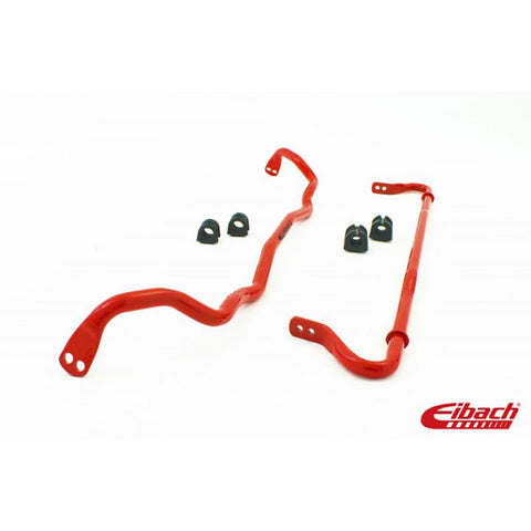 Eibach Front and Rear Sway Bar Kit - 2015+ Subaru WRX - Draven Performance