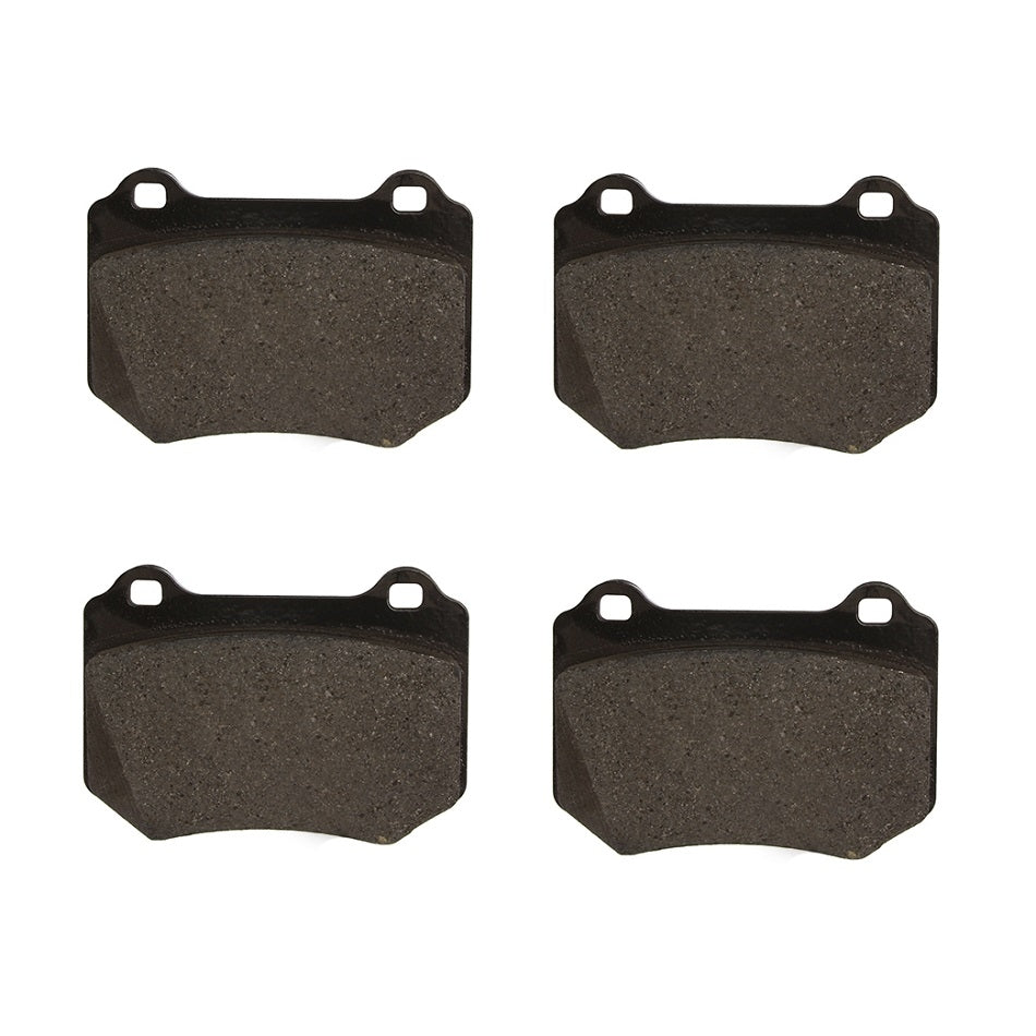Centric Posi-Quiet Rear Brake Pads | 2018+ Subaru STI - Draven Performance