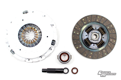 Clutch Masters FX100 Street Clutch Kit - 2017+ FK8 Honda Civic Type R - Draven Performance