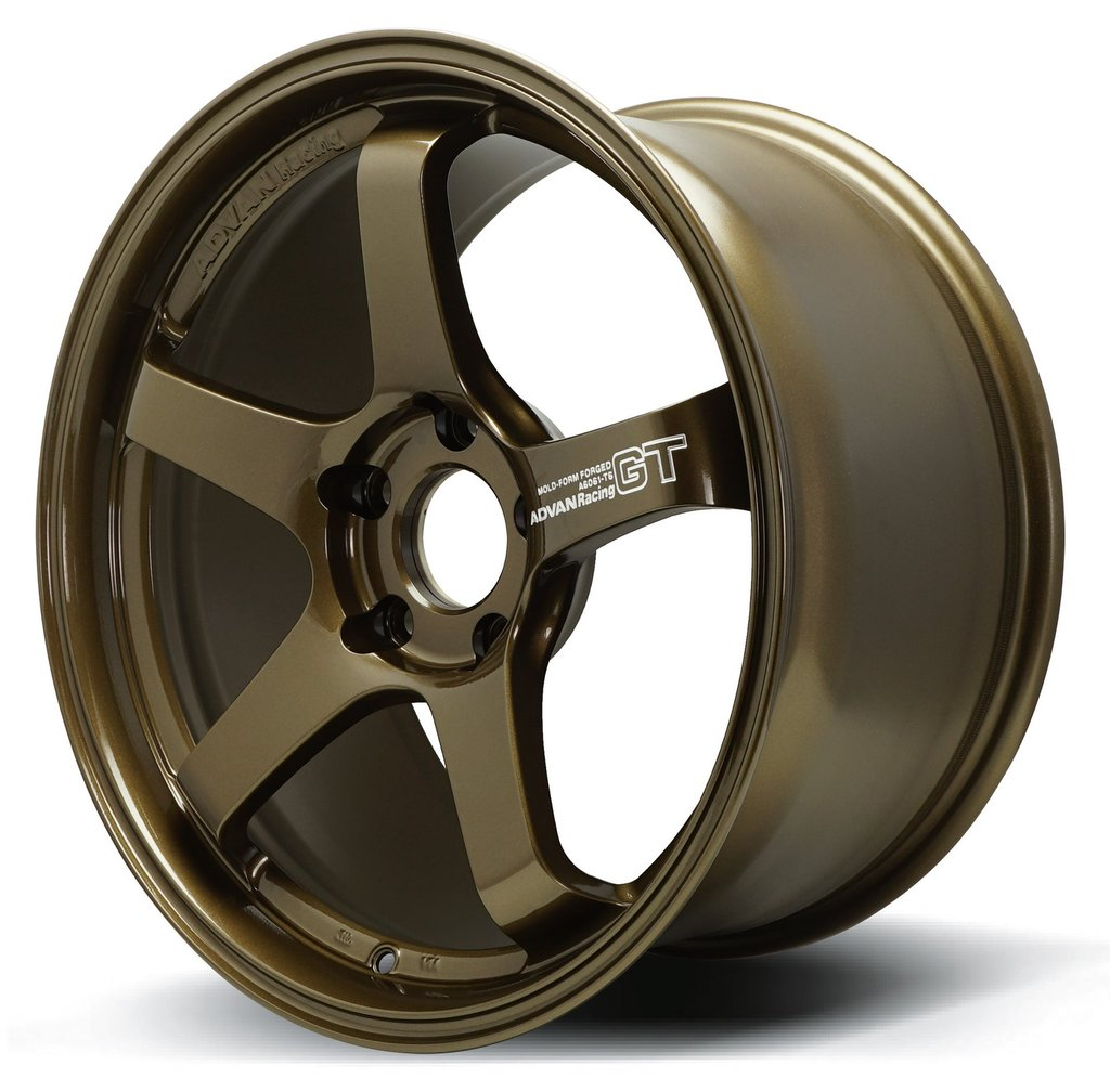 Advan GT Premium Version 19x9.5 5x112 +22mm Racing Umber Bronze