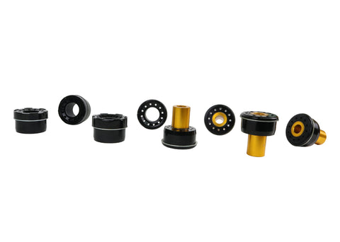 Whiteline KDT937 Rear Subframe Bushing Mount Kit - 2015+ Subaru WRX | STI
