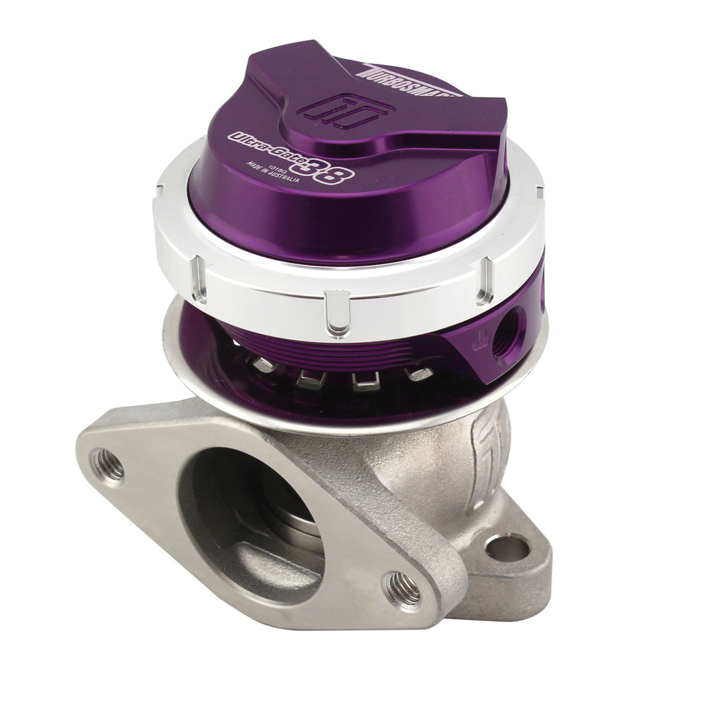 Turbosmart WG38 GenV Ultra-Gate 38 14psi Purple - Universal - Draven Performance
