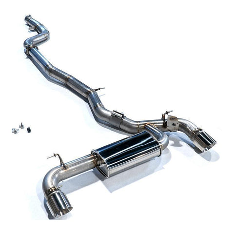 MAPerformance Catback Exhaust System - 2020+ A90 Toyota Supra - Draven Performance
