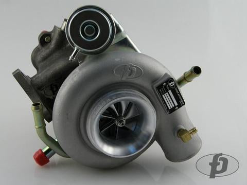 Forced Performance Green 76HTZ 60mm Journal Bearing Turbocharger - 2004+ Subaru STI | 2002-2014 WRX