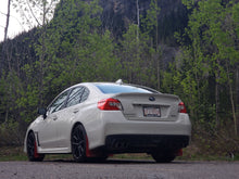 Load image into Gallery viewer, Rally Armor UR Mudflaps Red Urethane White Logo - 2015+ Subaru WRX | STI - Draven Performance