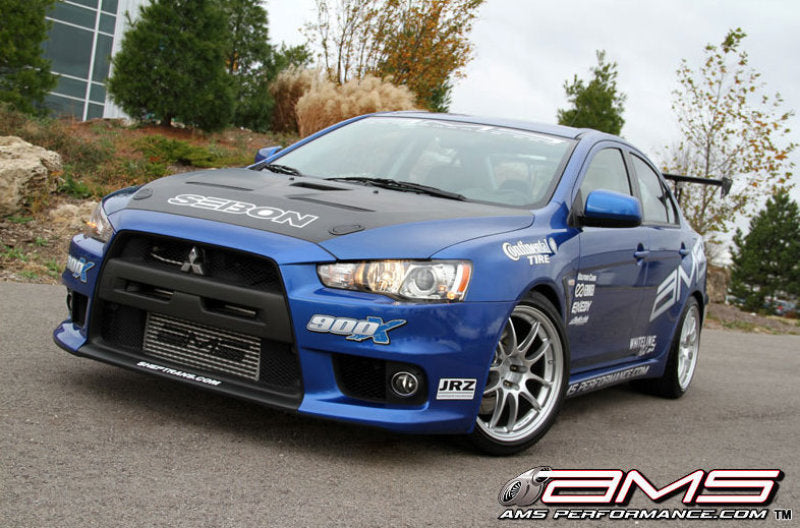AMS Performance Front Mount Intercooler Mitsubishi Evolution X - Draven Performance