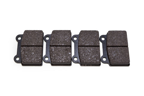 Ferodo DS2500 Rear Brake Pads | 2008-2015 Mitsubishi Evolution X - Draven Performance