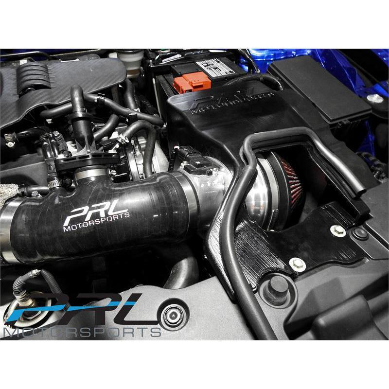 PRL High Volume Intake System - 2017+ Honda Civic Type R - Draven Performance